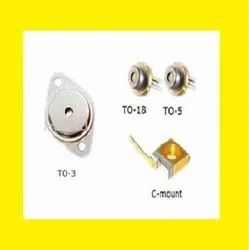 3X4mm 3pins InGaAs PIN Photodiode TO-CAN For Power Meter