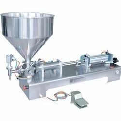 Paste Filling Machine Single Head