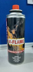 V - Flame Butane Gas