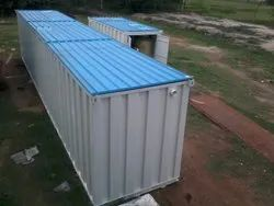 MS Containerized Sewage Treatment Plant