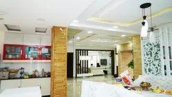 Apartment Interior Designing, Work Provided: Wood Work & Furniture