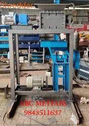 Bag Shredder-ABC Metfabs,Coimbatore