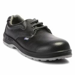 Allen Cooper AC-1143 Double Density PU Leather Safety / Industrial Shoes