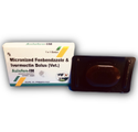 Veterinary Fenbendazole & Ivermectin Pregnancy Safe Bolus