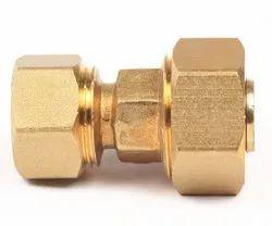 Brass Nut and Bolt