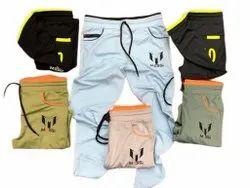 AL-SHIFA & CO. Casual Wear Mens Nylon Lower, Size: S-XL