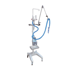 High Flow Oxygen Therapy With HFNC And 70 LPM Flowmeter