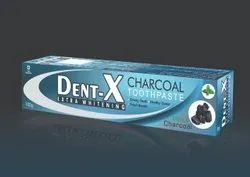 Charcoal Toothpaste, Tube