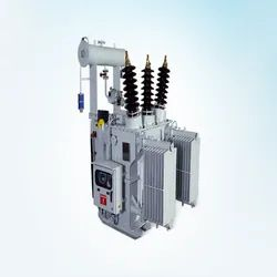 3-Phase 5MVA Oil Cooled Power Transformer
