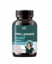 Nature Vedic Menopausal Relief