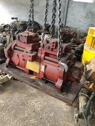 Kawasaki K3v112.hydraulic Pump Repairing Services