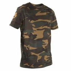 Army Camouflage T Shirt