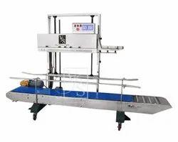 25 kg Heavy Continuous Band Sealer Model No.- VPS-CS-2500-MS-VT