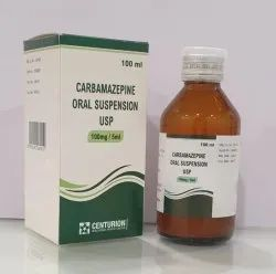 Carbamazepine Oral Suspnsion USP 100mg / 5ml