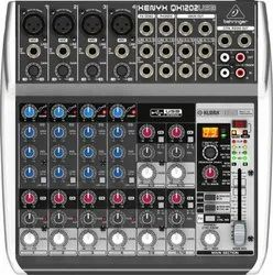 Xenyx QX1202USB- Audio Mixers
