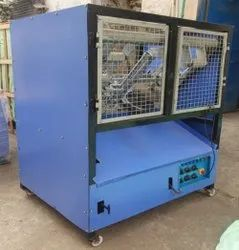 Double Die Fully Automatic Multipurpose Dona Plate Making Machine