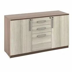 3 Feet Hinged, Slide Rite Source Side Storage Cabinet, For Office