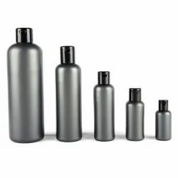 Grey SFB02 HDPE Flip Top Bottle, Use For Storage: Perfumes,Sanitizers and Oils, 500ml