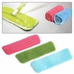 3 pc spray mop pad