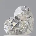 Heart 1ct H SI1 IGI Certified Natural Diamond