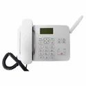 GSM Sim Card Land Phone Landline Phone With Fixed Wireless Table