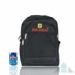 Black Polyester(cot Maty) Customized Bags, Size/Dimension: 18x13.5x7.5 (in Inches)