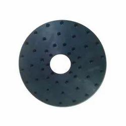 Rubber Metal Bonded Discs