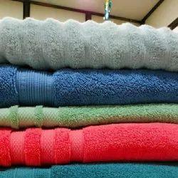 Samarth Textiles Plain Surplus Mill Made Towels, Rectangle, 550 GSM