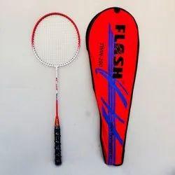 Red Flash Twin 200 Badminton Racket Pair