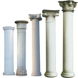 Architectural GRC Column