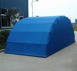 Water Proof Black Car Covers / Car Protector / Retractable Car Cover, Model Name/Number: Solo Pilot