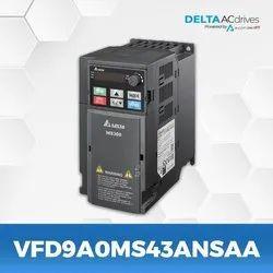Delta VFD9A0MS43ANSAA Three Phase 415V 3.7 KW, 440