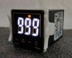 Digital Timer Single Display WHITE Touch