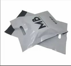 LDPE Printed Securement Greyish White Security Tamper Evident Bags, Capacity: 1 Kg