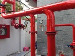 Mild Steel Fire Hydrant Pump Systems, For Industrial