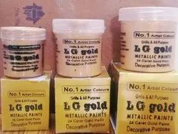 Enamel Water Gold Paint