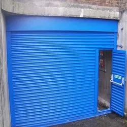 Wicket Gate Rolling Shutters