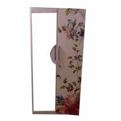Home Double Door Almirah  With Mirror