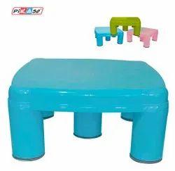 Plastic Square Stool