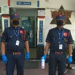 Corporate Armed Bank Security Guards Service, Delhi Ncr