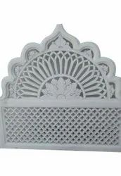 White Marble Decoration Jali, 4 Kg, Size: 3 X 4 Inches