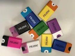 Plastic Mist Spray PRIME-ME-25ml Multicolor Packet Deo Bottle Set