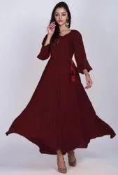 Heavy Rayon 14 kg Ladies Readymade Garments