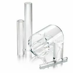 2 Inch Transparent Acrylic Tube