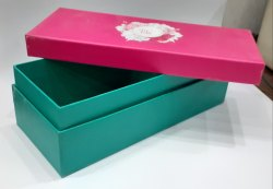 Rigid Top Bottom Gift Box