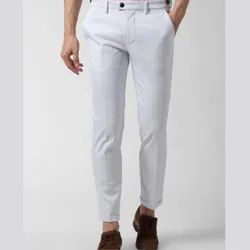 Mosanra Cotton And Linen Trousers