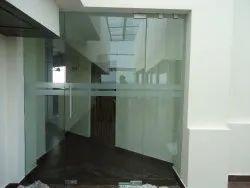 Showroom Glass Work