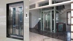 Cooper Elevator Glass Door Lift, Max Persons/Capacity: 6