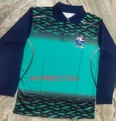 Full T-shirts & Vests Indian Cricket Jersey