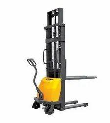 Semi Electric Forklift 1 ton